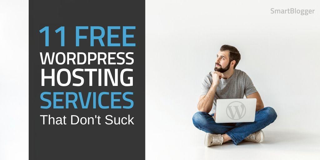 Kostenlose WordPress-Hosting-Dienste, die nicht scheißen