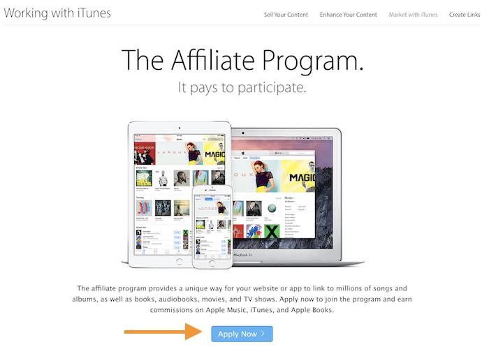 iTunes-Partnerprogramm