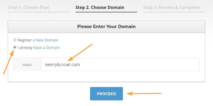 Starten Sie ein Blog mit Siteground-Hosting