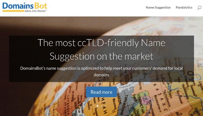 Blog Name Generator Domainsbot