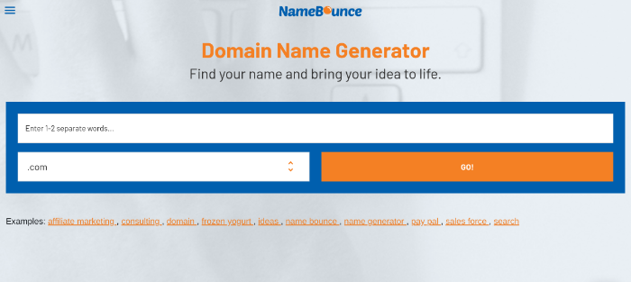 Blog Name Generator Namenssprung
