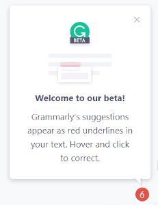 Gramarly Review: Verwenden von Google Text & Tabellen