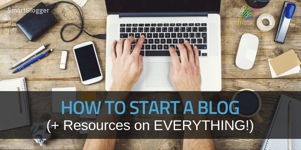 So starten Sie einen Blog (und verdienen Geld)