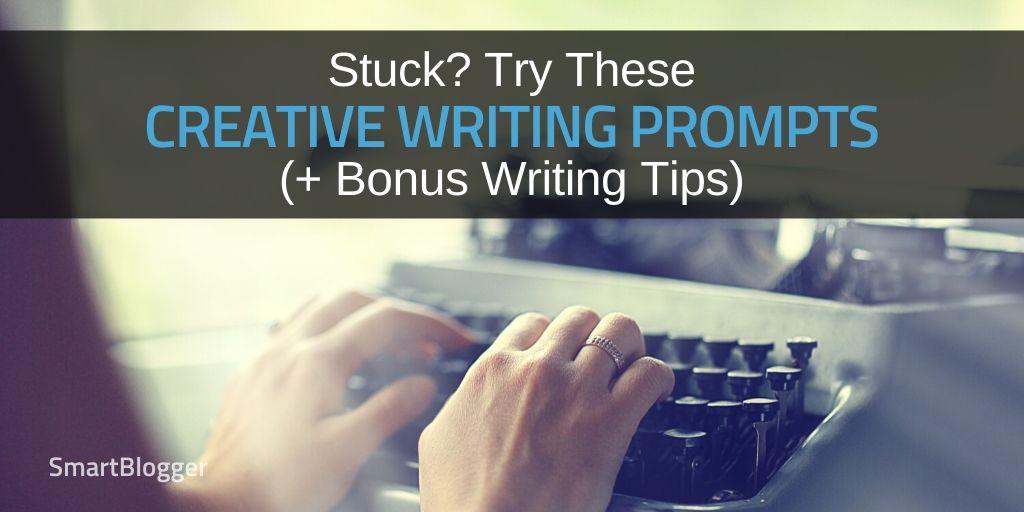 Eingabeaufforderungen für kreatives Schreiben (plus Bonus-Tipps)