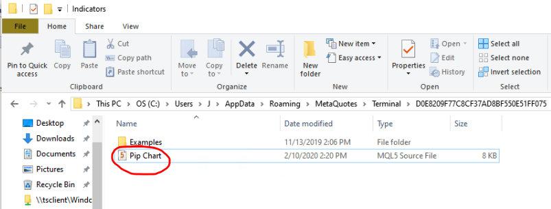 Datei heruntergeladen
