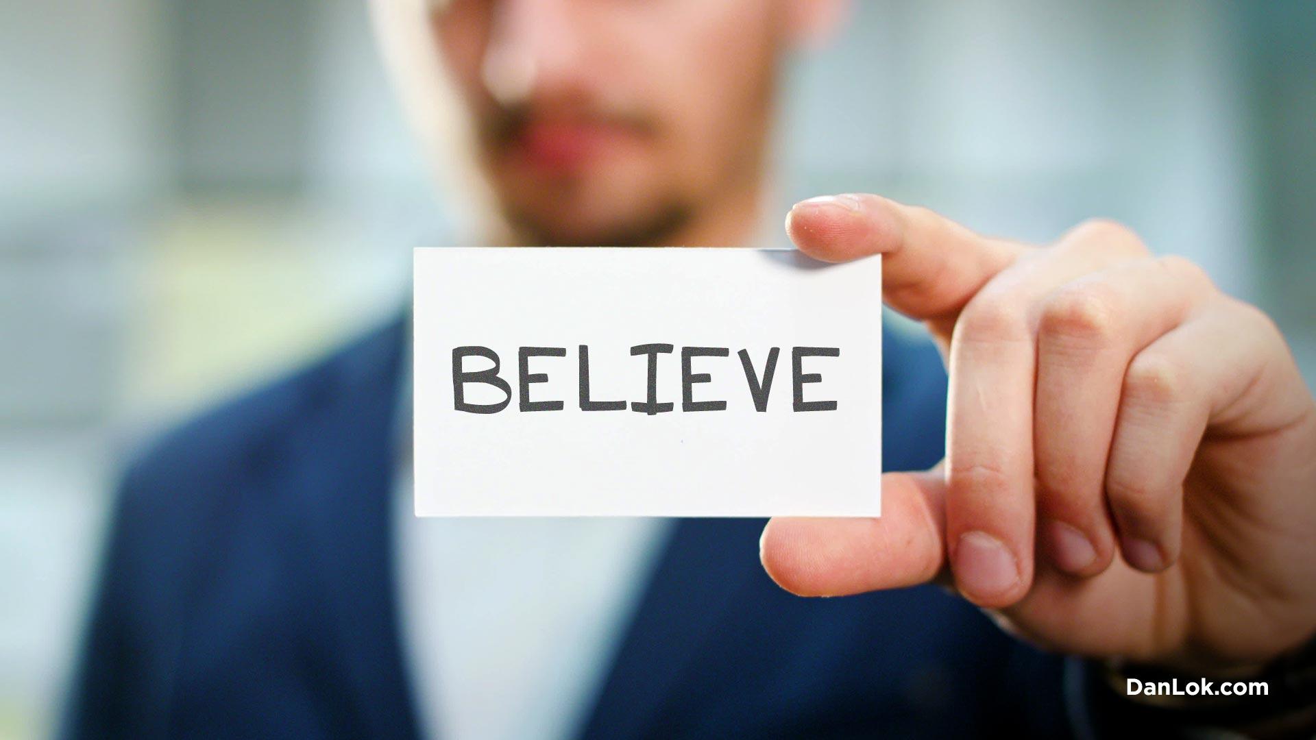 Glauben Sie an das, was Sie sagen, wenn Sie versuchen, als Introvertierte zwischenmenschliche Fähigkeiten zu entwickeln
