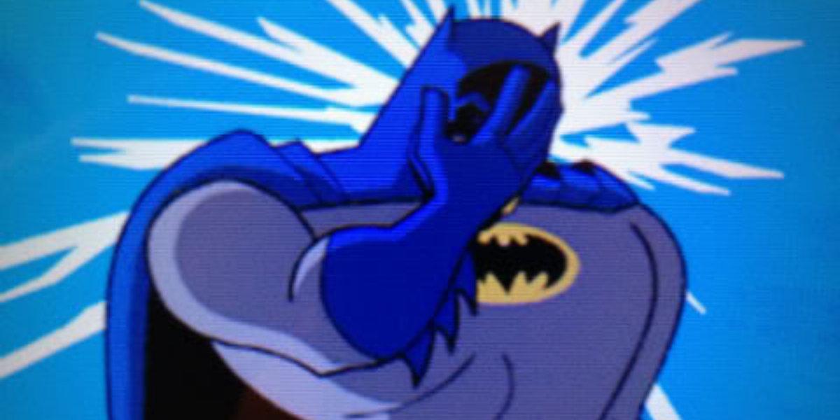 Batman scheitert
