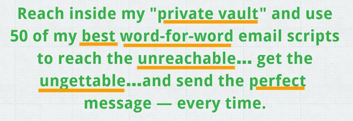 Verwenden Sie Power Word auf Verkaufsseiten - Ramit Sethi