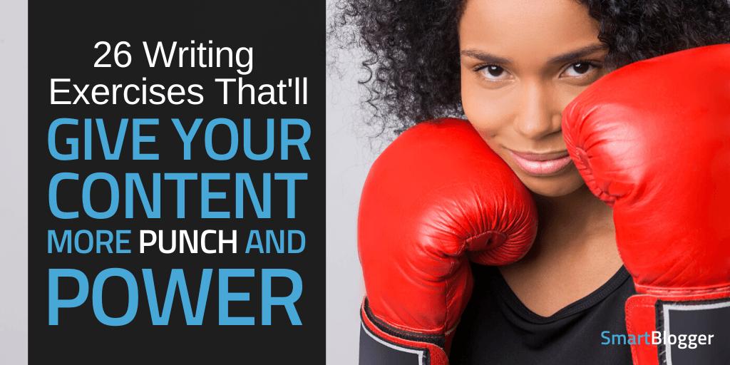 Kreative Schreibübungen, die Ihr Schreiben verbessern