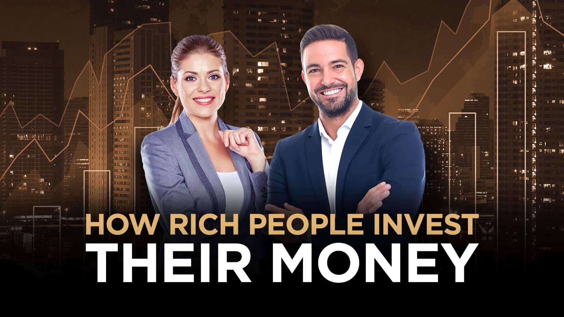 reiche menschen verschenken geld