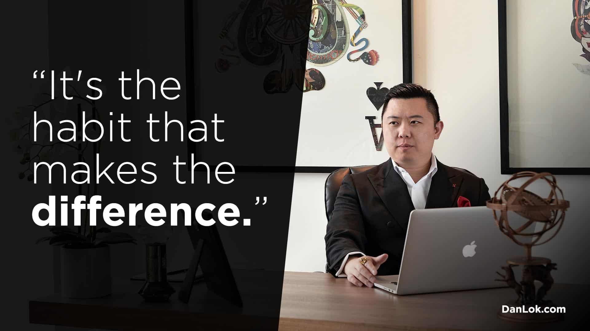 Wie Sie Ihr Geld wie die Reichen richtig verwalten - Es ist die Gewohnheit, die den Unterschied macht.