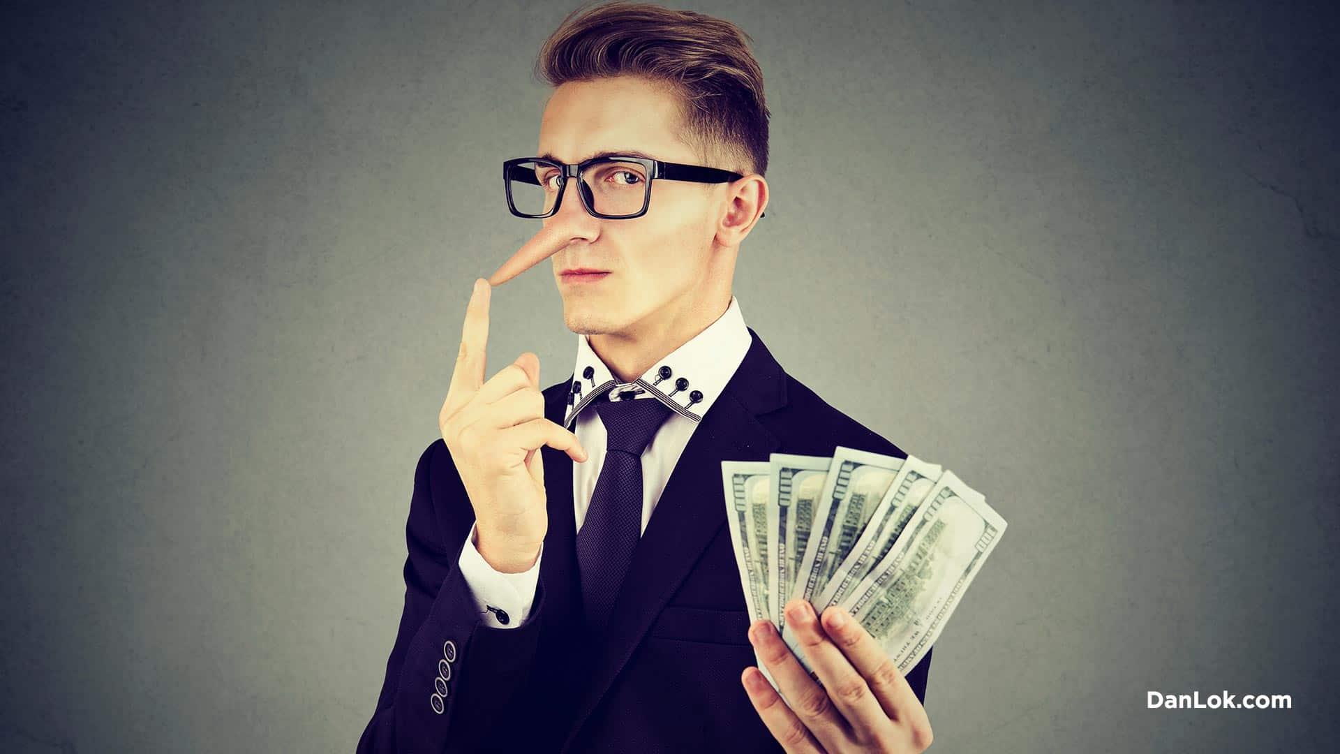 die Geheimnisse, wie man sein Geld wie die Reichen richtig verwaltet